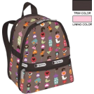 LeSportsac Nahrbtniki -  LeSportsac Mini Basic Backpack Russian Bazaar