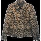 octobermaze  Jacket - coats -  Leopard jacket