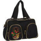 LeSportsac Bag -  Lesportsac Gypsy Carryall Shoulder Bag Manoush Embroidery
