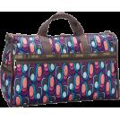 LeSportsac Bag -  Lesportsac Large Weekender Duffle Bag Outta Sight