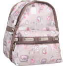 LeSportsac Nahrbtniki -  Lesportsac Mini Basic Backpack Powder Room