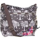 LeSportsac Bag -  Lesportsac Smsll Cleo Crossbody With Charm Cross Body Saffron Embroidery