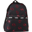 LeSportsac Backpacks -  Lesportsac Women's Basic Backpack Hot Kiss