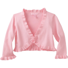 Lilly Pulitzer Bolero -  Lilly Pulitzer Girls 2-6x Little Vera Bolero Sweater Lillys Pink