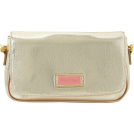 Lilly Pulitzer Clutch bags -  Lilly Pulitzer Women's Run Around Clutch Bag Gold Metallic
