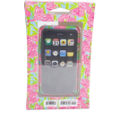 Lilly Pulitzer Accessories -  Lilly Pulitzer iPhone 3G / 3GS Cover Case Fan Dance