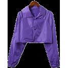 FECLOTHING Jacket - coats -  Loose wild short coat