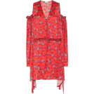 beautifulplace 连衣裙 -  MAGDA BUTRYM Trento floral silk dress