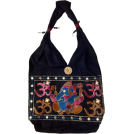 αA(アルファエー) Bag -  MG Decor Madhu's Collection Hobo Bag, OM Ganesha