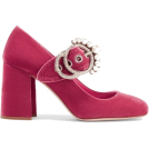 HalfMoonRun Classic shoes & Pumps -  MIU MIU shoe