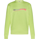 spabrah Long sleeves shirts -  MSGM Long Sleeve Logo Tee