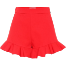 beautifulplace Shorts -  MSGM Stretch-crêpe shorts