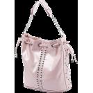 Moja torbica.si Bag -  Modna Torbica - Roza -Lakirana
