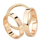 MaiKun Anelli -  Maikun Scarf Ring Modern Simple Design Triple-ring Scarf Ring Gift for Valentine's Day