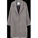 sandra  Jacket - coats -  Mango coat
