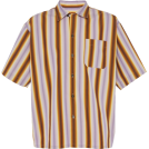 spabrah Shirts -  Marni Button up printed stripe shirt