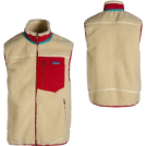 Patagonia Maglie -  Men's Classic Retro-X Vest Natural