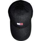 Tommy Hilfiger Cap -  Men's Tommy Hilfiger Hat Ball Cap Black