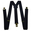 Amazon.com Sandals -  Mens Suspenders - Adjustable Solid Straight Clip - Y Back Style by Mobile TrackR