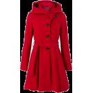 sandra  Jakne i kaputi -  Miss Etam red coat