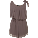 Sugerdiva Dresses -  Moka Layered Chiffon play Suit