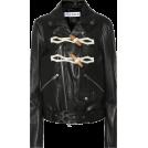 svijetlana2 Jacket - coats -  NEW ARRIVAL JW ANDERSON Leather jacket