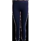 FineBrandShop Ghette -  Navy Blue Leggings Three Quarter Length