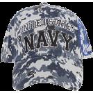 victoriaismine Hat -  Navy Camo Hat