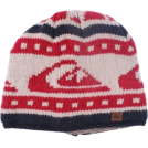 Quiksilver Hat -  Navy Puerto Monte A Beanie by Quiksilver