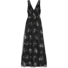 sandra  Dresses -  Nina Ricci embroidered tulle gown