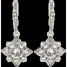 glamoura Earrings -  OSCAR DE LA RENTA Crystal-embellished ea