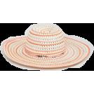 pavlova Hat -  Соломенная шляпа с широкими полями Oasis
