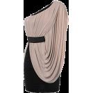 Sugerdiva Dresses -  One Shoulder Side Drape Dress
