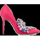 carola-corana Classic shoes & Pumps -  PAULA CADEMARTORI Iris Opulence
