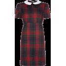 lence59 Haljine -  Primark Check Shift Collar Dress