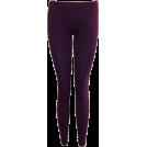 FineBrandShop Ghette -  Purple Seamless Leggings Full Length
