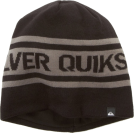 Quiksilver Cap -  Quik SNOW Men's Base Camp Beanie Hat Black