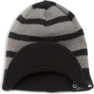 Quiksilver Cap -  Quik SNOW Men's Sling Shot Beanie Hat Black