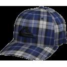 Quiksilver Cap -  Quiksilver - Quiksilver Hat - Trepidant Black/Blue