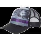 Quiksilver Cap -  Quiksilver Boards Trucker Hat - Men's Black Grey  Size:   One Size
