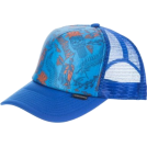 Quiksilver Cap -  Quiksilver Boards Trucker Hat - Men's Classic Blue  Size:   One Size