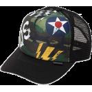 Quiksilver Cap -  Quiksilver Boards Trucker Hat - Men's camouflage  Size:   One Size