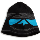 Quiksilver Cap -  Quiksilver Boys 2-7 Snow Patch Kids Hat Black