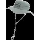 Quiksilver Cap -  Quiksilver Djay Peanut Sun Hat Smoke