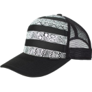 Quiksilver Cap -  Quiksilver Freddy P Trucker Hat Black  Size:   One Size