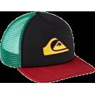 Quiksilver Cap -  Quiksilver Men's Good Times Hat Rasta