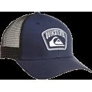 Quiksilver Cap -  Quiksilver Men's Helpdesk This is Daniel Hat Navy