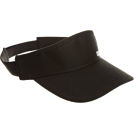 Quiksilver Cap -  Quiksilver Men's Sunshine Visor Black