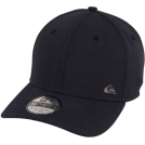 Quiksilver Cap -  Quiksilver New Era 39THIRTY Scrills Flex Hat - Navy