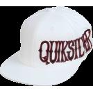 Quiksilver Cap -  Quiksilver Rancho Hat - White